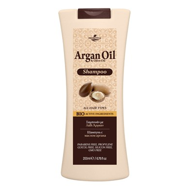 ARGAN BOTTLE SHAMPOO 200 ml 390