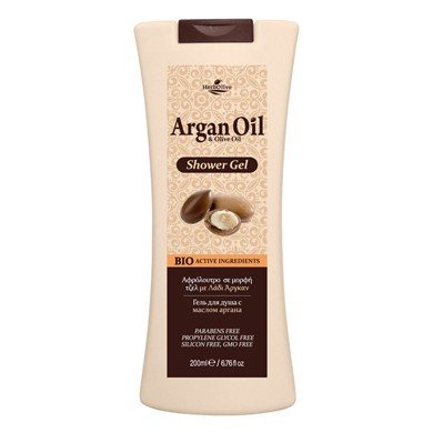 ARGAN BOTTLE SHOWER GEL 200 ml 390