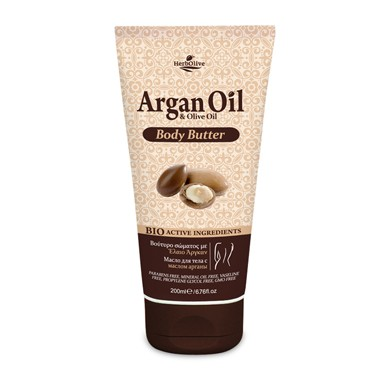 ARGAN OIL BODY BUTTER TUBE 390