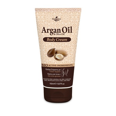 ARGAN OIL BODY CREAM TUBE 390