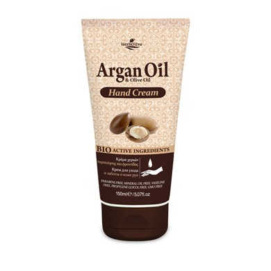 ARGAN OIL HAND CREAM TUBE 390